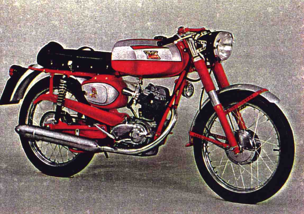 Manuali moto d'epoca alzavalvole.
