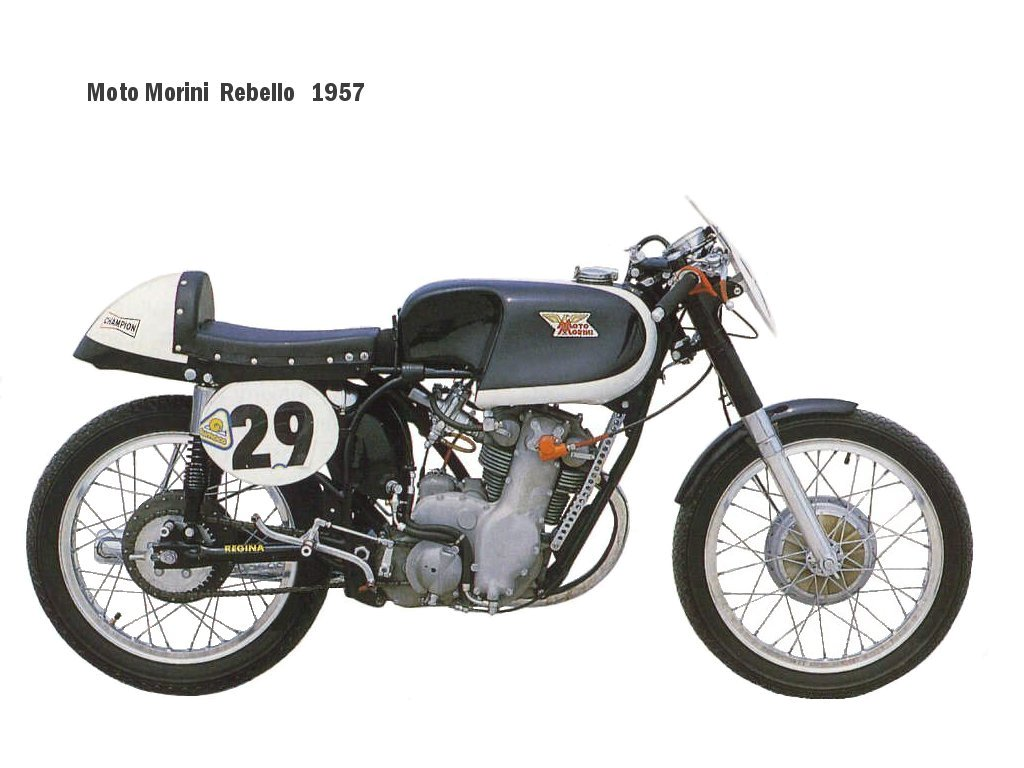 moto morini racing bikes from the 1950s and 60s tarquinio provini vice worldchampion 250cc 1963. Black Bedroom Furniture Sets. Home Design Ideas
