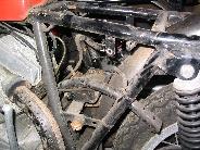 Moto Morini Restoration Project 350 Sport