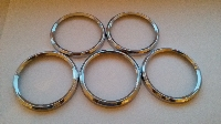 chrome ring for Veglia rev.counter